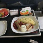 【航空会社】エアカナダ 短距離ビジネスクラスは日本国内上級クラスなみか?