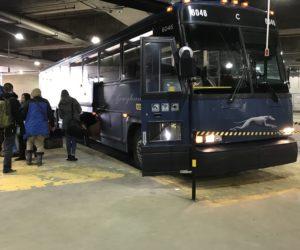 カナダ・バス