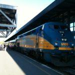 大陸を鉄道で旅する! カナダ横断鉄道 VIA Rail トロント‐オタワ
