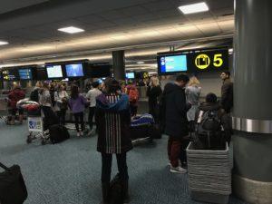 バンクーバー空港
