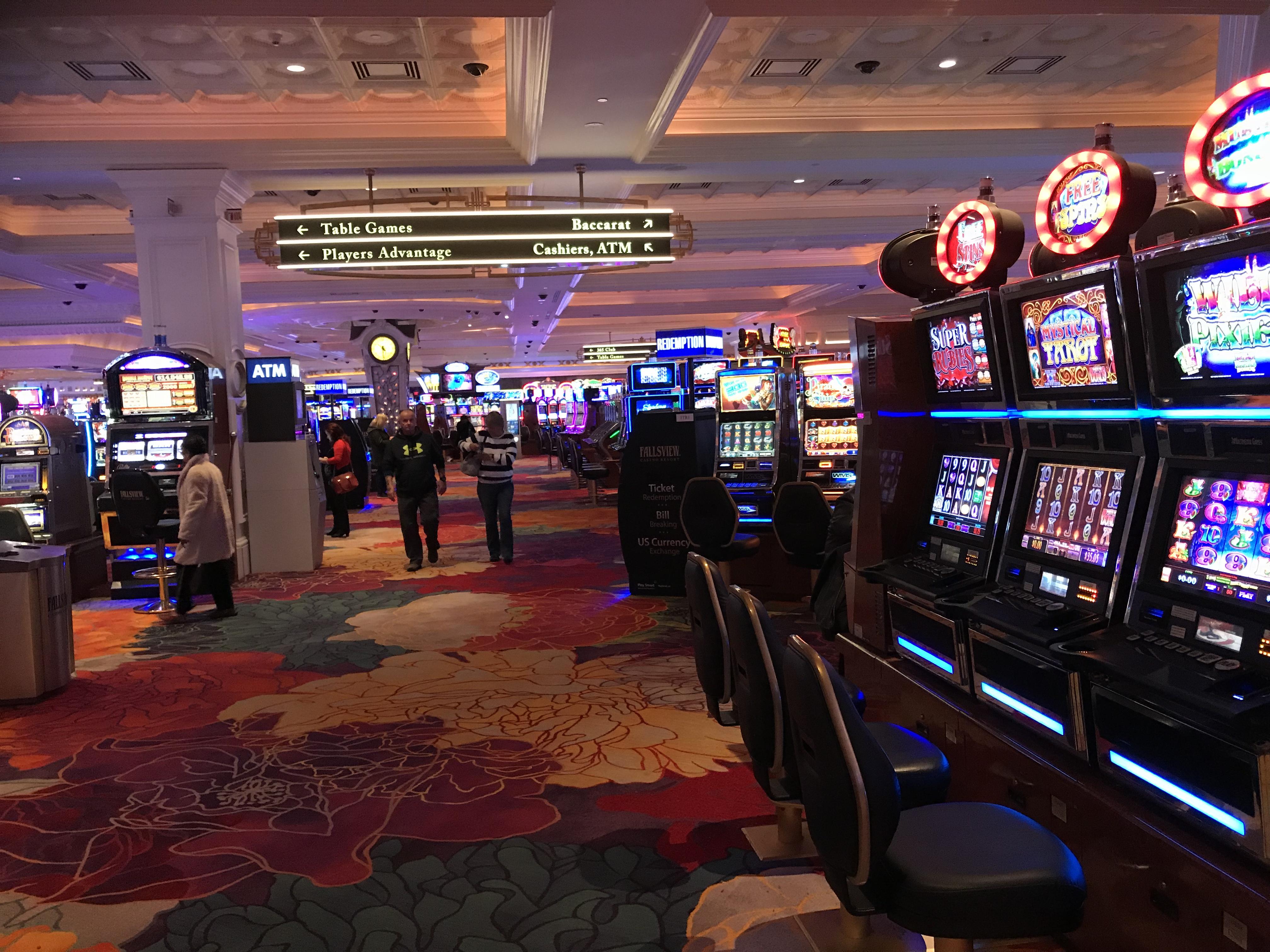 casinobus