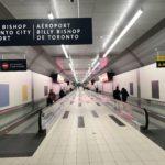 【空港アクセス】トロント・シティー空港 ダウンタウンから歩いて行ける距離⁉