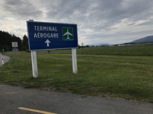 ビクトリア国際空港