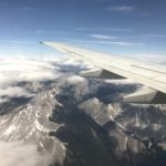 【航空会社】絶景のカナディアンロッキーを飛ぶ!カナダ国内線バンクーバー → カルガリー
