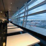 【ラウンジ】ビジネスクラスラウンジ「ANA LOUNGE」の食事・設備はいかほどか!?羽田空港