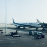 【ANA】ANA/中国路線のビジネスクラスのサービス・座席等はいかほどか!?羽田-北京路線