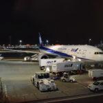 【航空会社】ガラガラのANA 北米路線 シカゴ‐東京