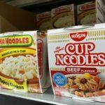 【世界のインスタント麺】海外のカップ麺は味が違う!! アメリカの日清カップヌードルを語る!