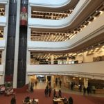 トロントをただで観光する!!おしゃれな図書館 トロントリファレンスライブラリー