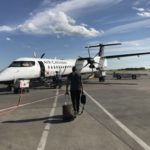 【航空会社】プロペラ機とは一体どんな乗り心地?? カナダ国内線レポート