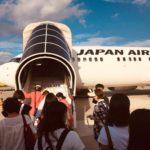 【航空会社】日本航空 韓国路線のサービスや機内食は?CAが慌ただしい・急いでる JAL釜山-成田路線