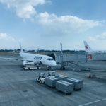 【航空会社】J-Airの最新小型ジェット・E190の乗り心地は?広い優秀な小型機E190!鹿児島−大阪/伊丹
