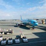 【中国東方航空】概説!!中国東方航空のサービス・機内食をチェック!!成田-上海